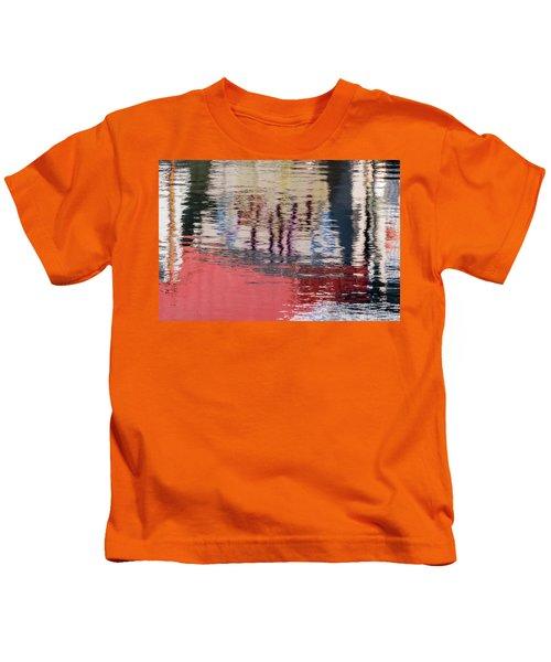 Port Reflections Kids T-Shirt