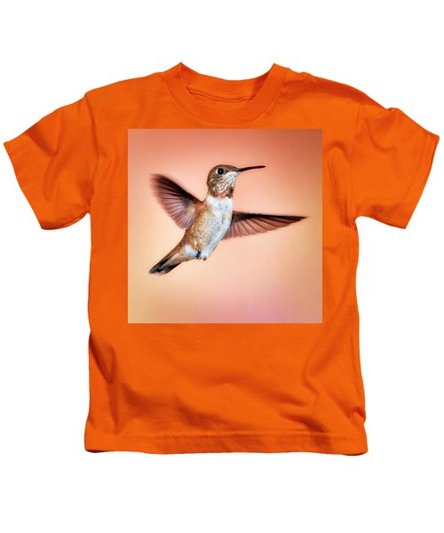 Rambunctious Rufous Kids T-Shirt
