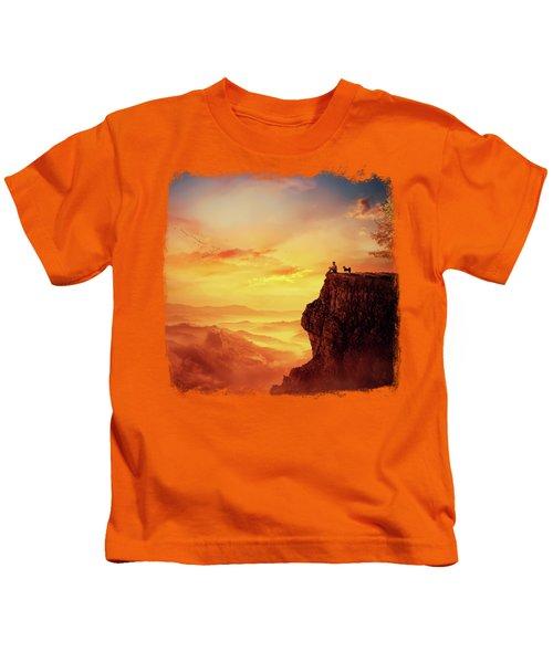 Recalling Childhood Kids T-Shirt