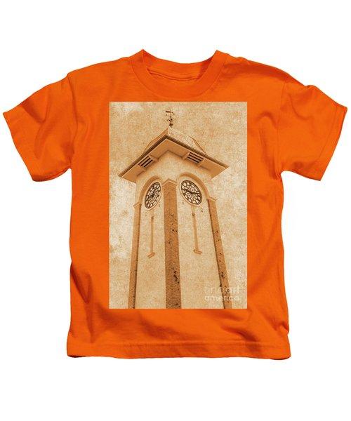Sandgate Town Hall Kids T-Shirt