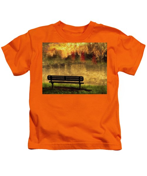 Sit And Admire Kids T-Shirt