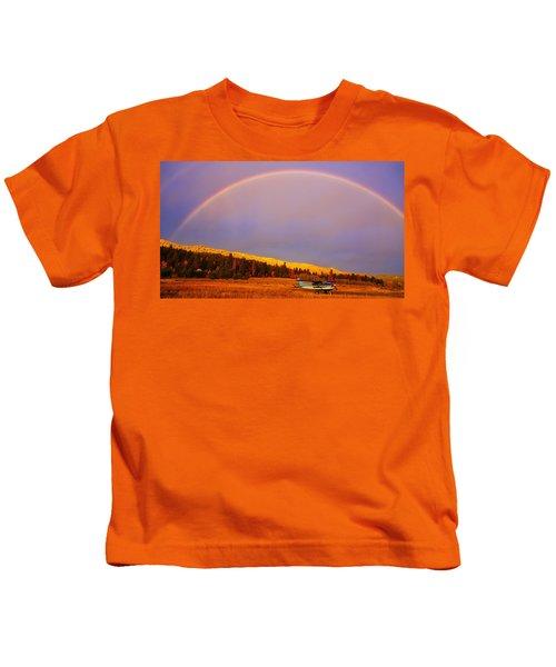 Skylane Rainbow Kids T-Shirt