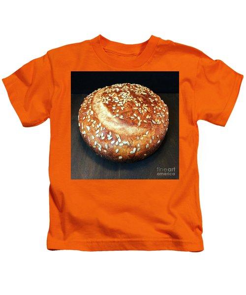 Sunflower Seed Sourdough Kids T-Shirt