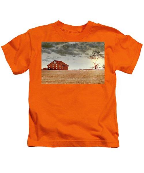 Sunset Barn Kids T-Shirt