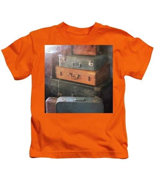 Up In The Attic Kids T-Shirt