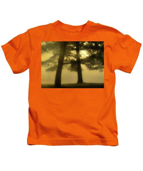 Waking From A Dream Kids T-Shirt