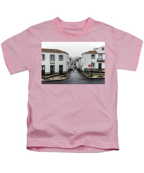 Municipality Of Ribeira Grande Kids T-Shirt