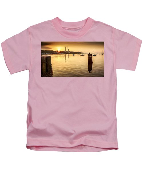 Port Jefferson Kids T-Shirt