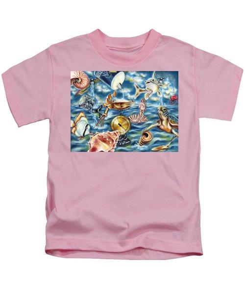 Recipe Of Ocean Kids T-Shirt