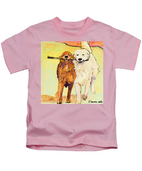 Stick With Me Kids T-Shirt