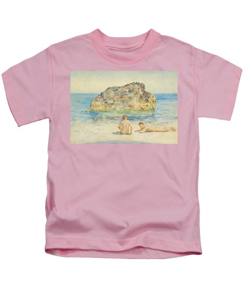 The Sunbathers Kids T-Shirt