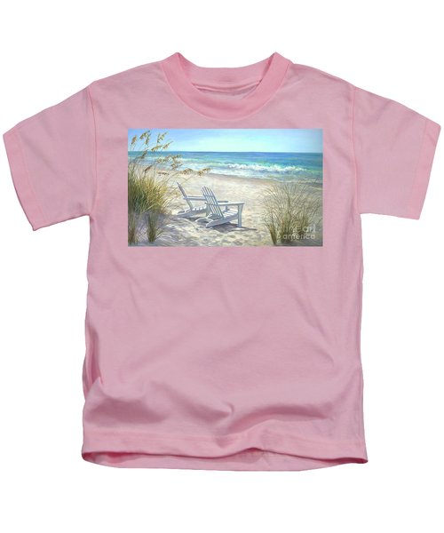 View For Two. Kids T-Shirt