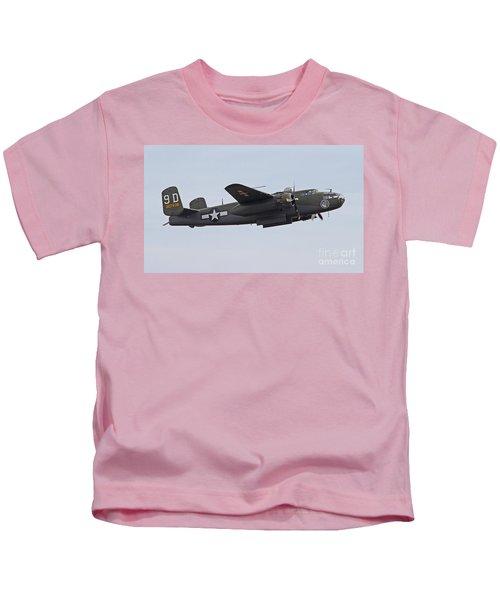 Vintage World War II Bomber Kids T-Shirt
