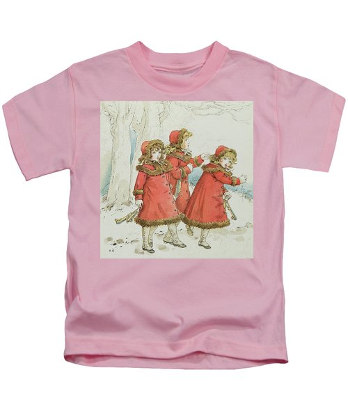 Winter Kids T-Shirt