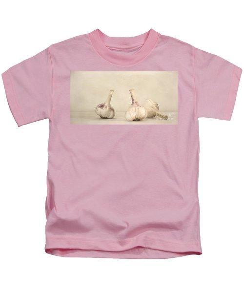 Fresh Garlic Kids T-Shirt