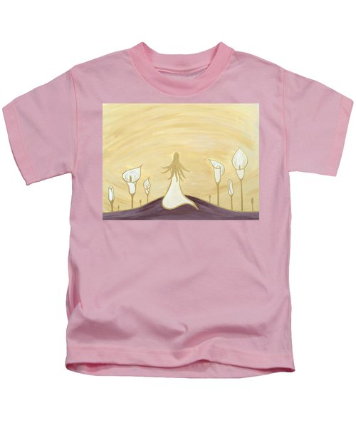 Lilies Of The Field Kids T-Shirt