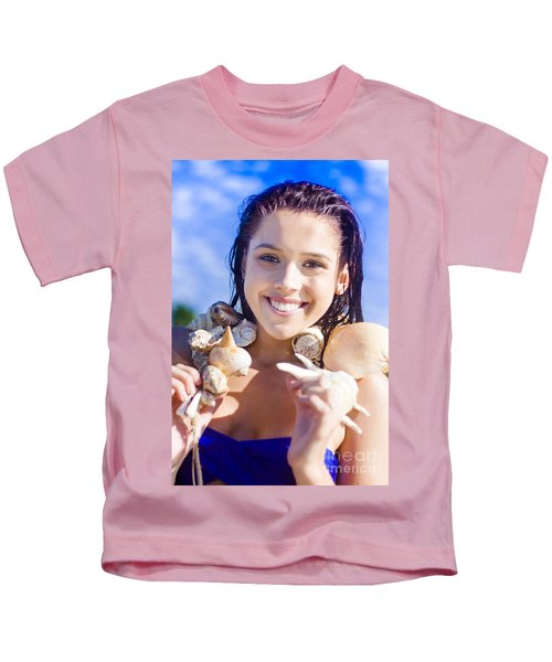 Tourist Kids T-Shirt
