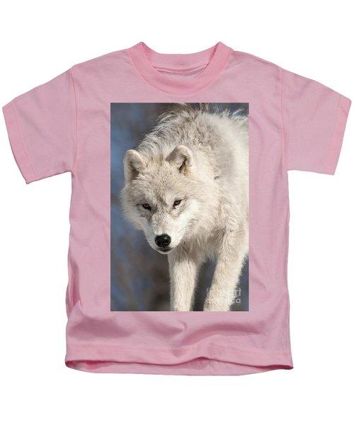 Arctic Wolf Pup Kids T-Shirt