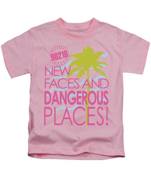 90210 - Tagline Kids T-Shirt