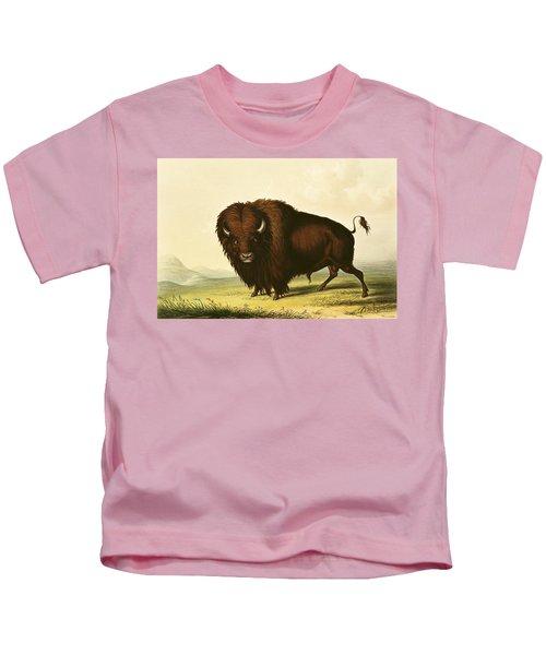 A Bison Kids T-Shirt