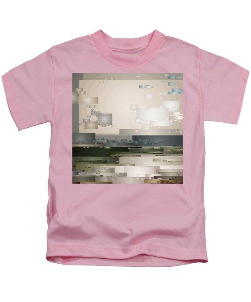 A Cloudy Day Kids T-Shirt