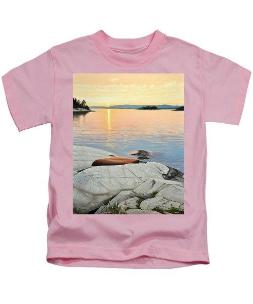 A Quiet Time Kids T-Shirt