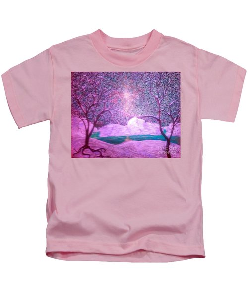 A Touch Of Love Kids T-Shirt