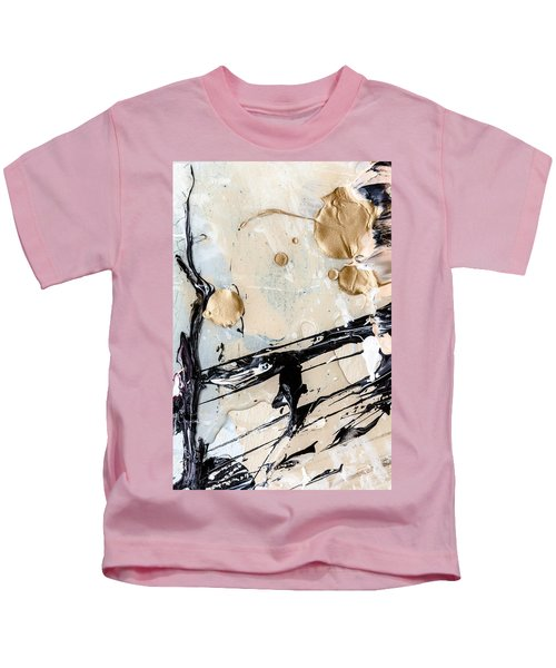 Abstract Original Painting Untitled Twelve Kids T-Shirt