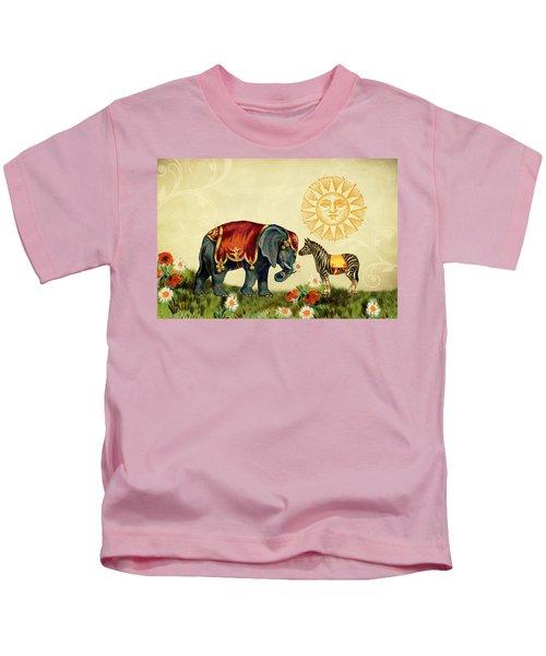 Animal Love Kids T-Shirt