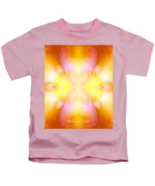 Archangel Jophiel Kids T-Shirt