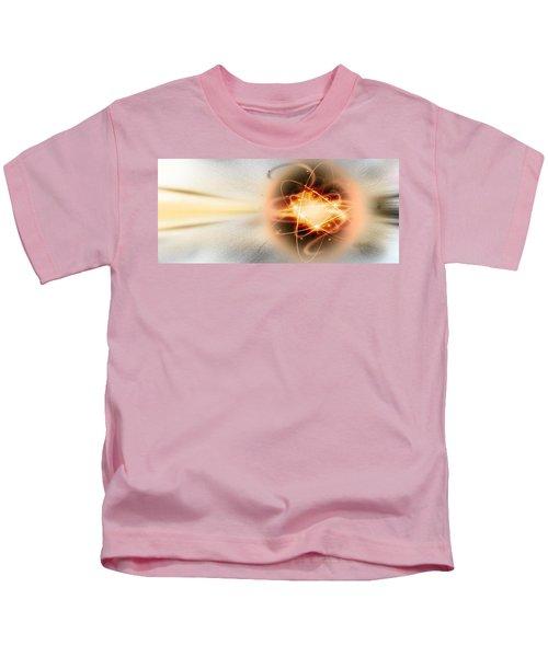 Atom Collision Kids T-Shirt