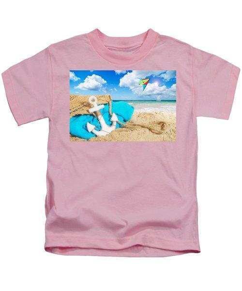 Beach Bag Kids T-Shirt