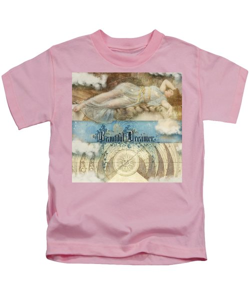 Beautiful Dreamer Kids T-Shirt