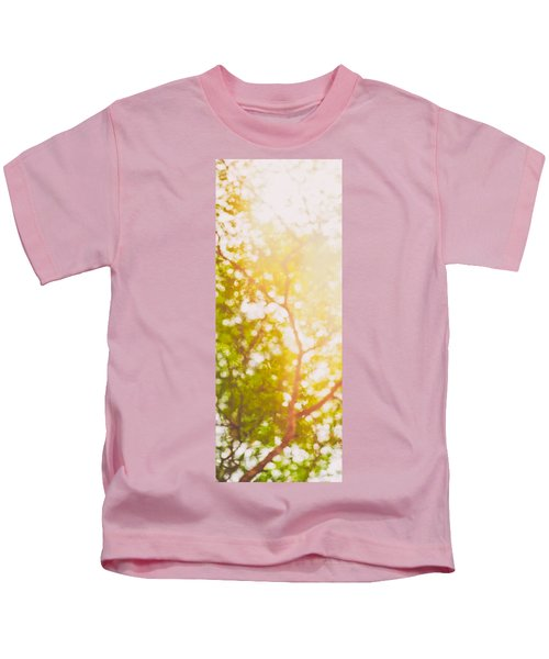 Beneath A Tree  14 5199   Diptych  Set 1 Of 2 Kids T-Shirt