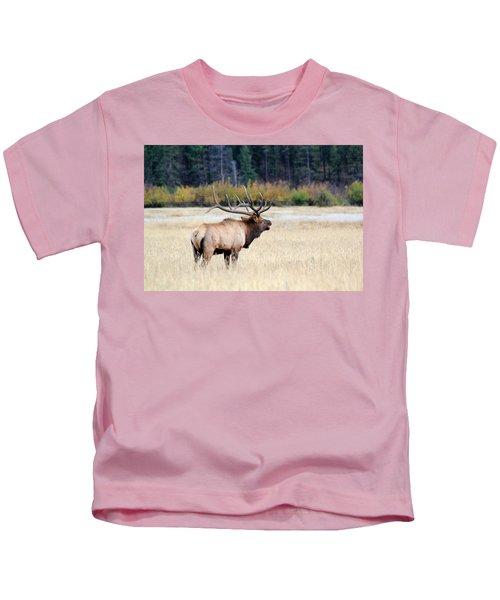 Big Colorado Bull Kids T-Shirt