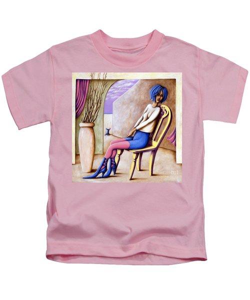BLU Kids T-Shirt