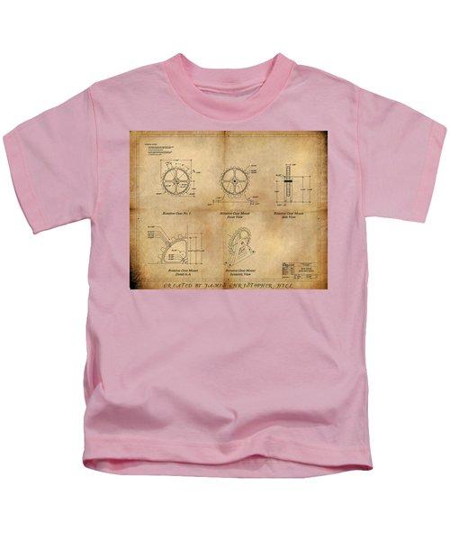 Box Gear And Housing Kids T-Shirt