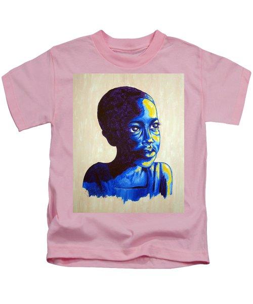 Boy Dreams Kids T-Shirt