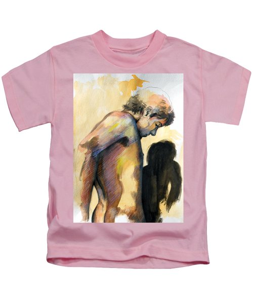 Boy Looking For Truth Kids T-Shirt