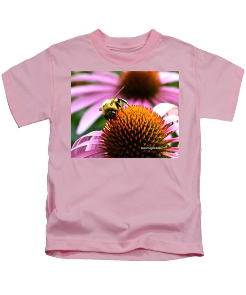Busy As A Bee Kids T-Shirt