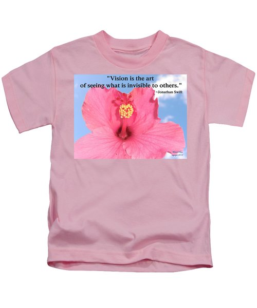 Choose Your Quote Choose Your Picture 2 Kids T-Shirt