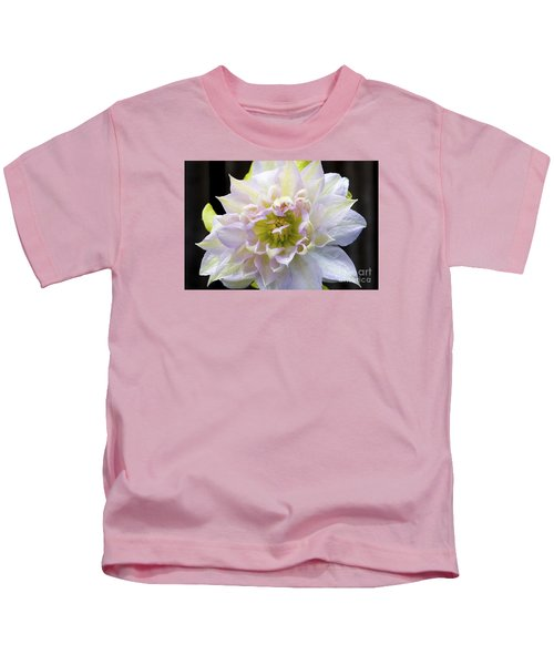 Clematis 'belle Of Woking' Kids T-Shirt