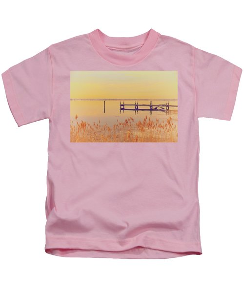 Coastal Winter Kids T-Shirt