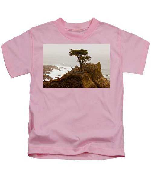 Coastline Cypress Kids T-Shirt