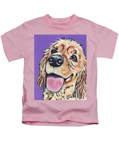 Cocker Spaniel Kids T-Shirt
