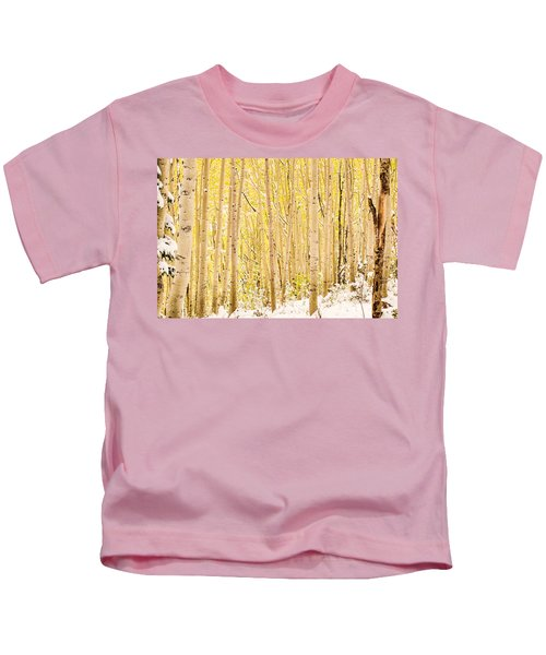 Colored Pencils Kids T-Shirt