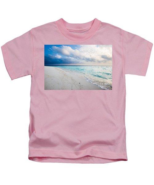 Colors Of Paradise Kids T-Shirt
