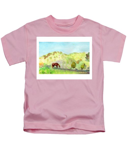 Cool Drink Kids T-Shirt