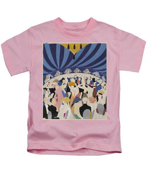 Dancing Couples Kids T-Shirt