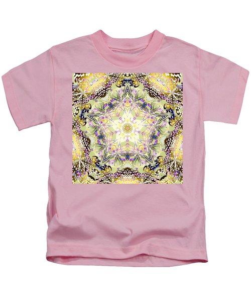 Digmandala Simha Kids T-Shirt